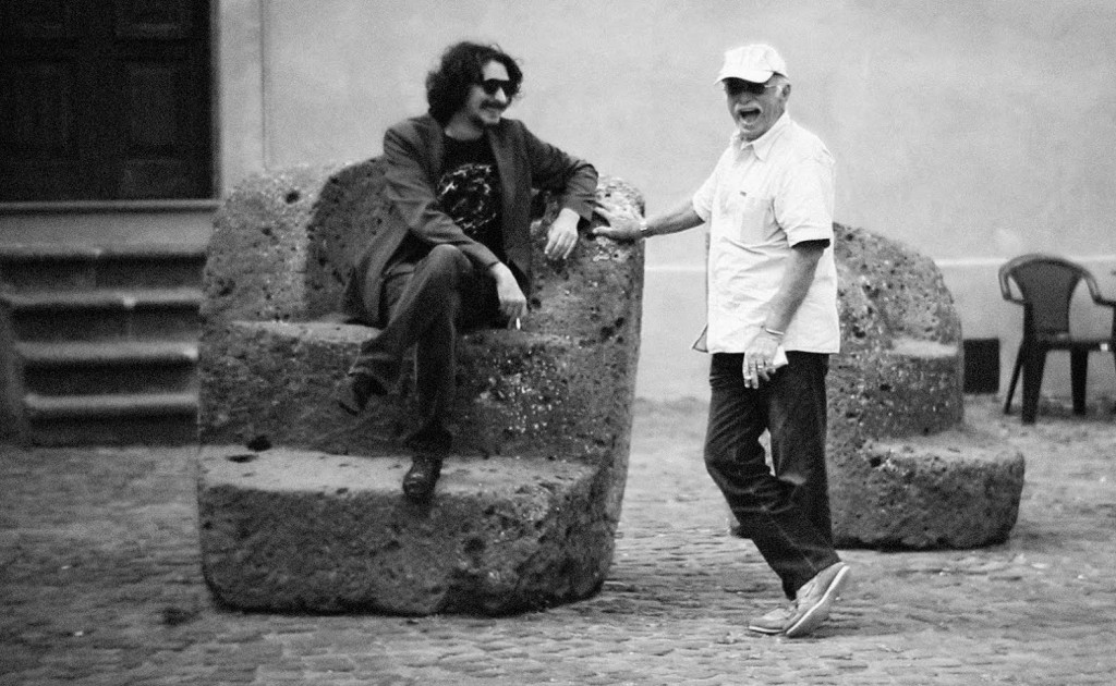 Sergio Cammariere e Gino Paoli
