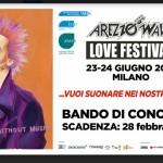Arezzo Wave Band 2017, tutto è pronto per un futuro pieno di musica