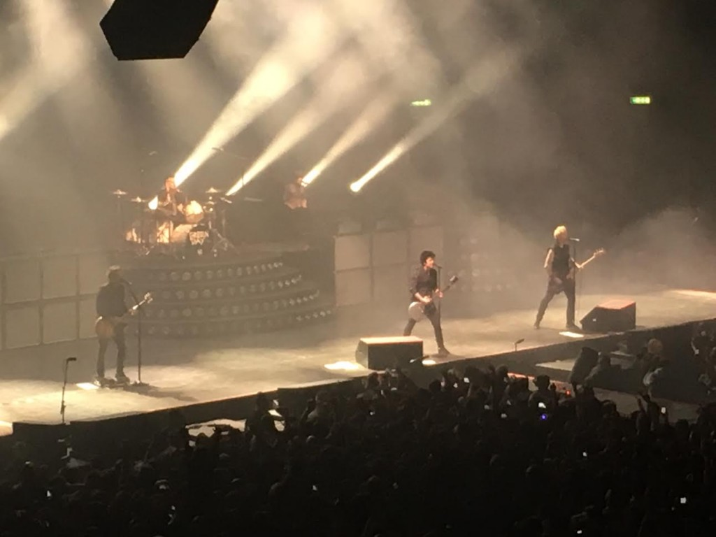 Green Day a Bologna