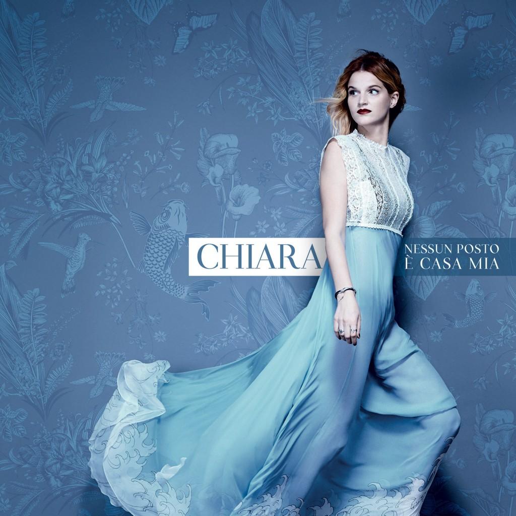 Chiara Galiazzo, la cover di Nessun posto è casa mia