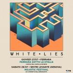 White Lies, altri due concerti in Italia