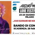 Arezzo Wave Band 2017 invita a suonare sui suoi palchi: occasione speciale