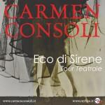 Eco di Sirene Tour: Carmen Consoli oltre il confine del sogno