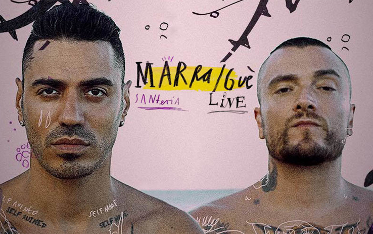 Marracash e Gué Pequeno