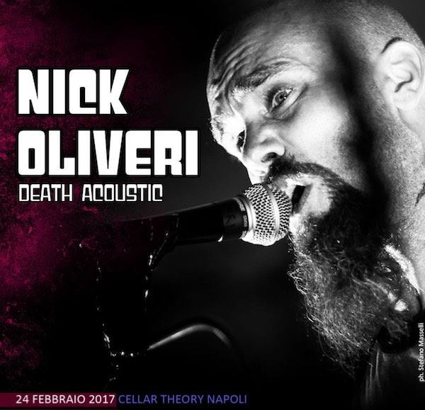 Nick Oliveri