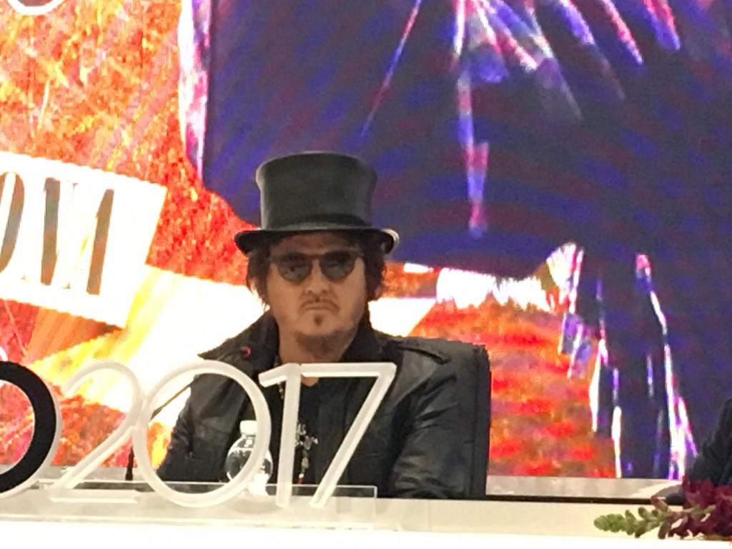 Zucchero a Sanremo 2017