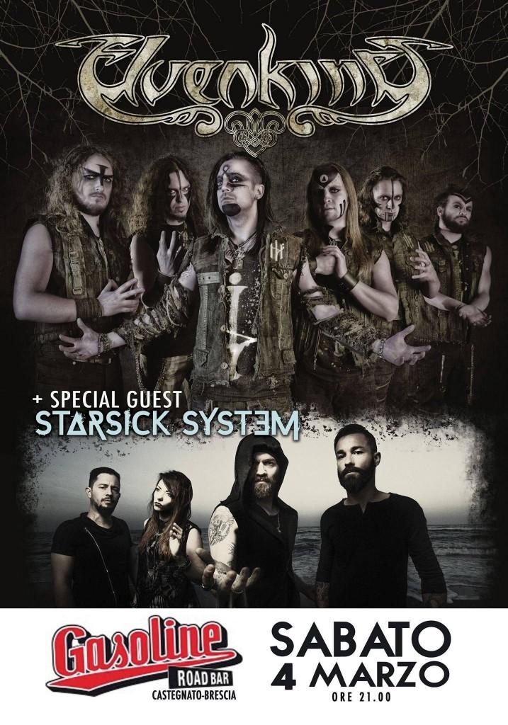 Starsick System aprono i live di