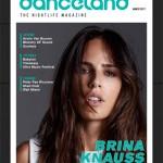 E' marzo, arriva Danceland con la cover story di Brina Knauss