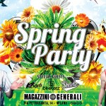 Ai Magazzini Generali Spring Party con Shade, Blasterz e Kharfi