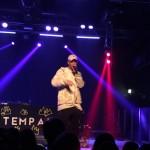 Tinie Tempah, un concerto che è una festa