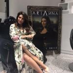 Arianna, la Mona Lisa di Will.I.Am: l'intervista