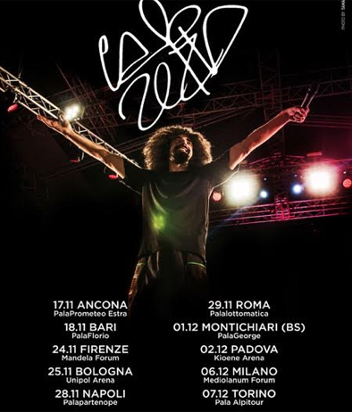 Per Caparezza disco e tour