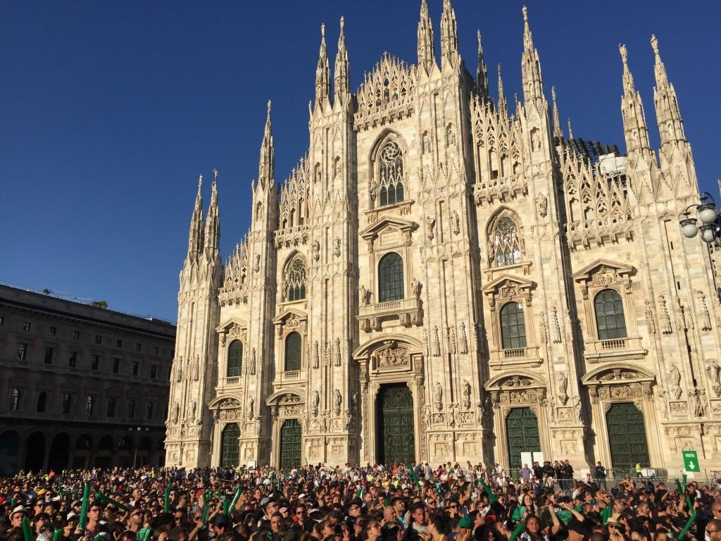 Radio Italia conquista (di nuovo) Piazza Duomo