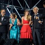 In 250.000 per Andrea Bocelli in Polonia: uno scenario magico