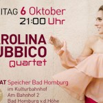 Carolina Bubbico live a Bad Homburg
