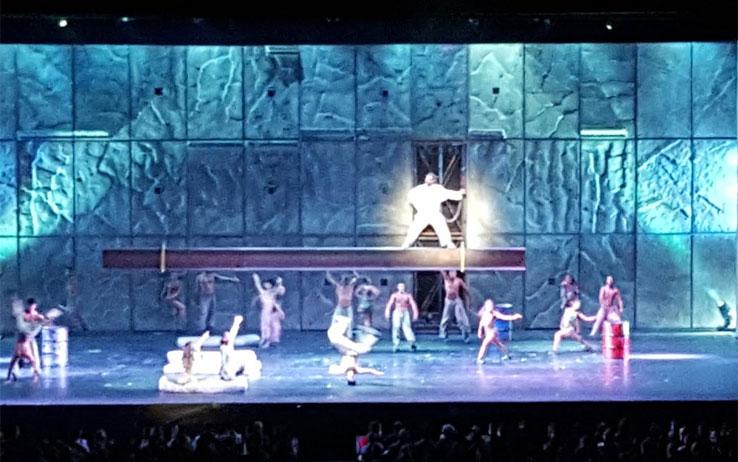 Notre Dame de Paris all'Arena di Verona