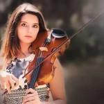 Erika Piras, la ragazza del violino, incanta l'Aria