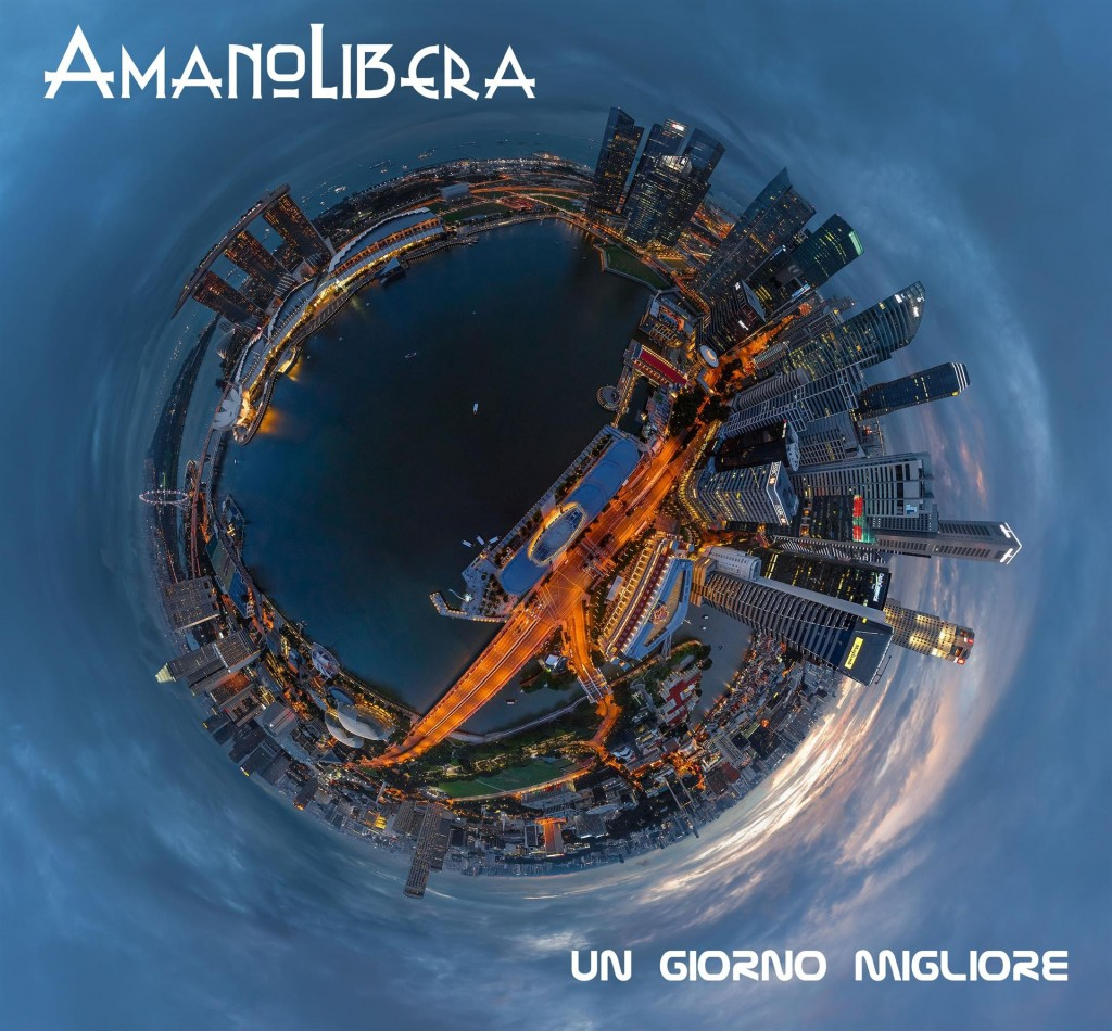 La cover degli AmanoLibera