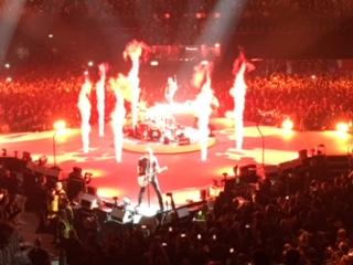 Le fiamme dei Metallica