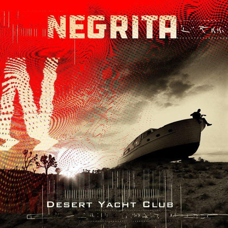La cover di Desert Yacht Club dei Negrita