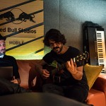 Red Bull Studio Mobile: Mannarino e Samuel inventano Uktra Pharum