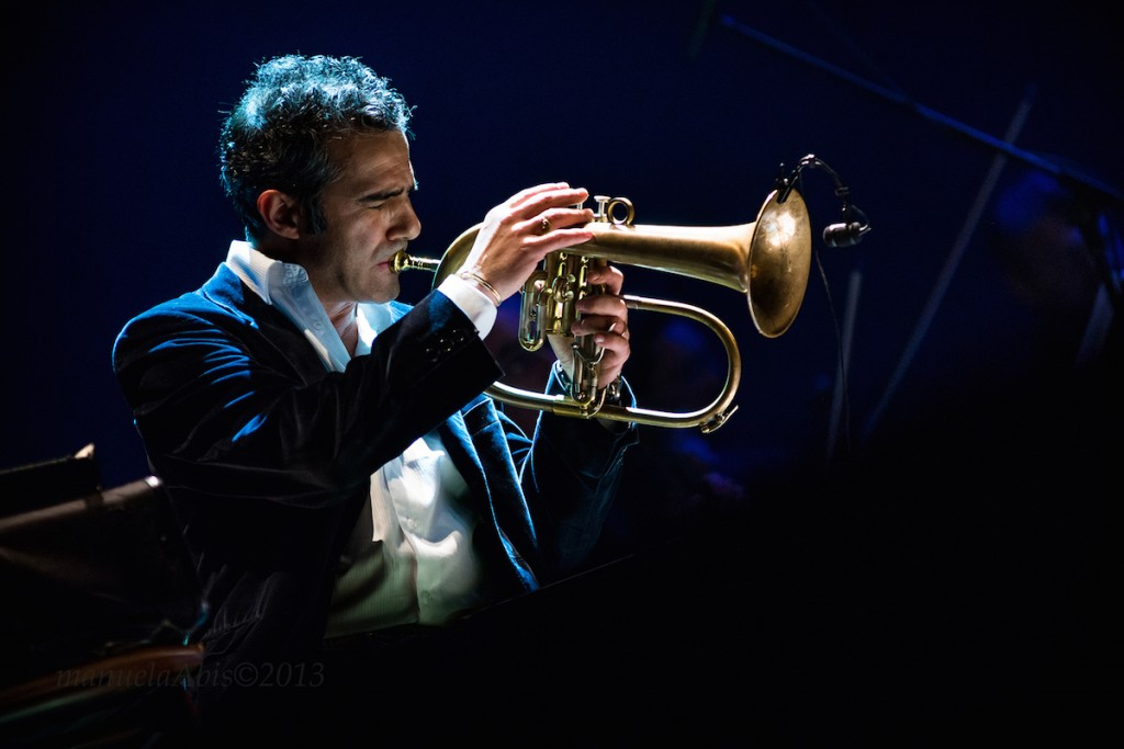 Paolo Fresu (foto Manuela Abis)