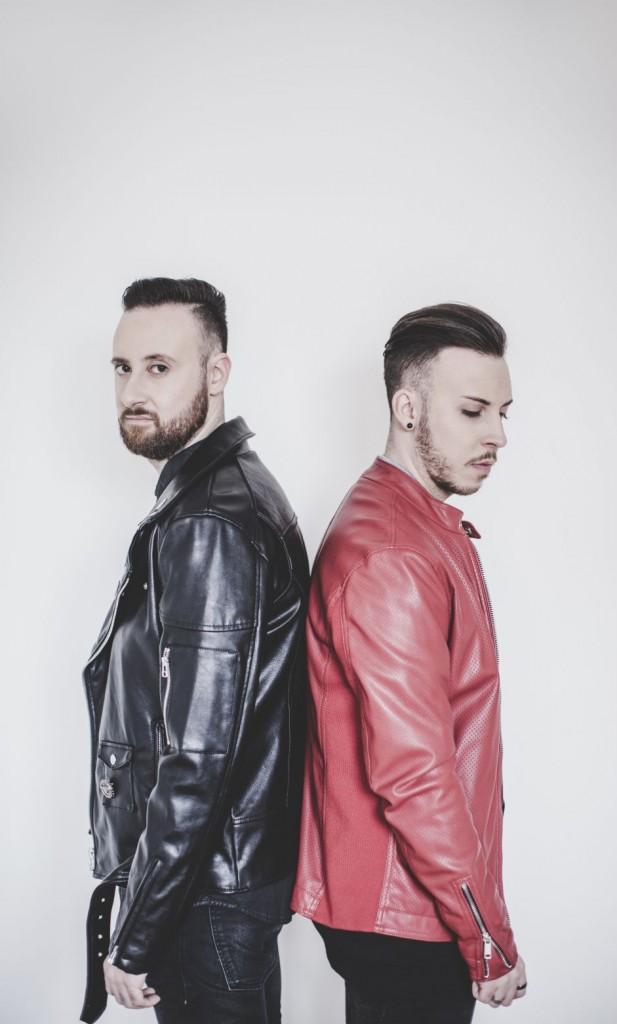 Anthony e Vittorio Conte fotografati da Alessandro Sisti