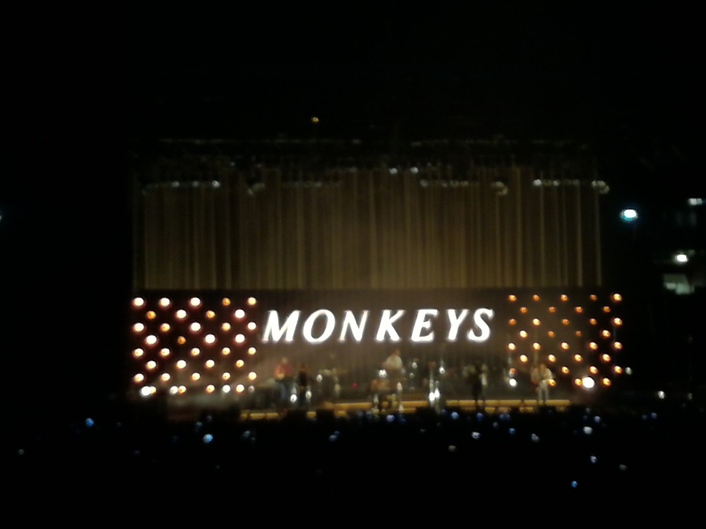 Arctic Monkeys a Milano