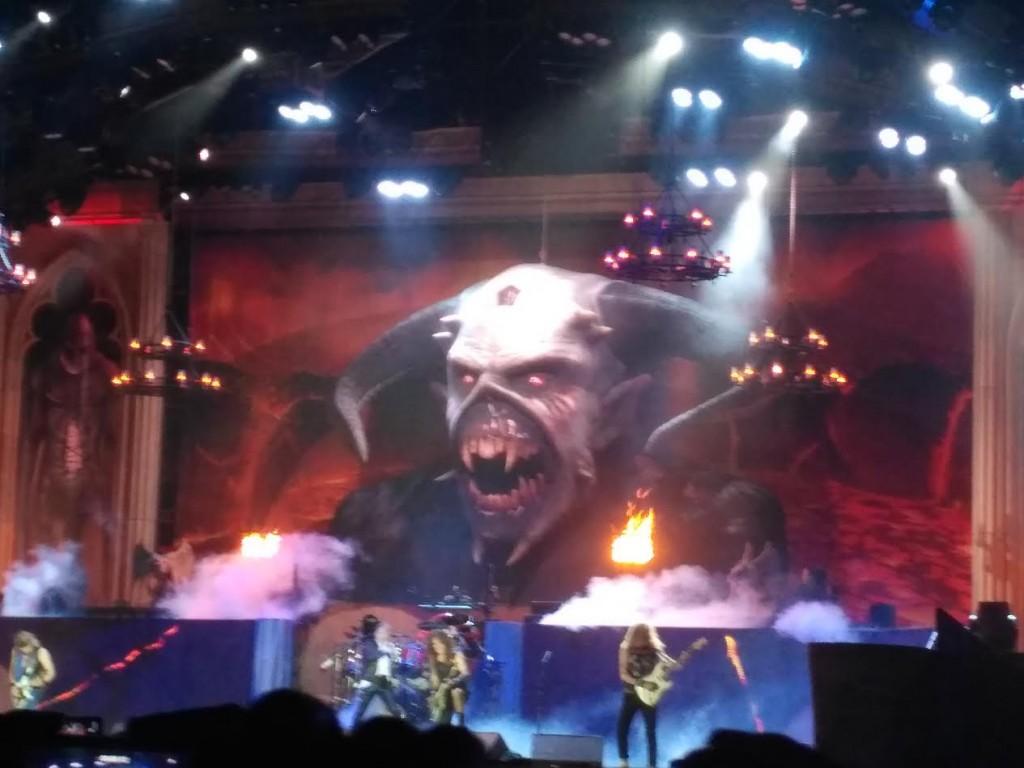 Iron Maiden a Milano