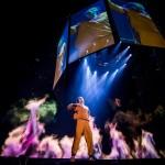 Ghali, Dai palazzi ai palazzetti tour: il racconto del debutto a Torino
