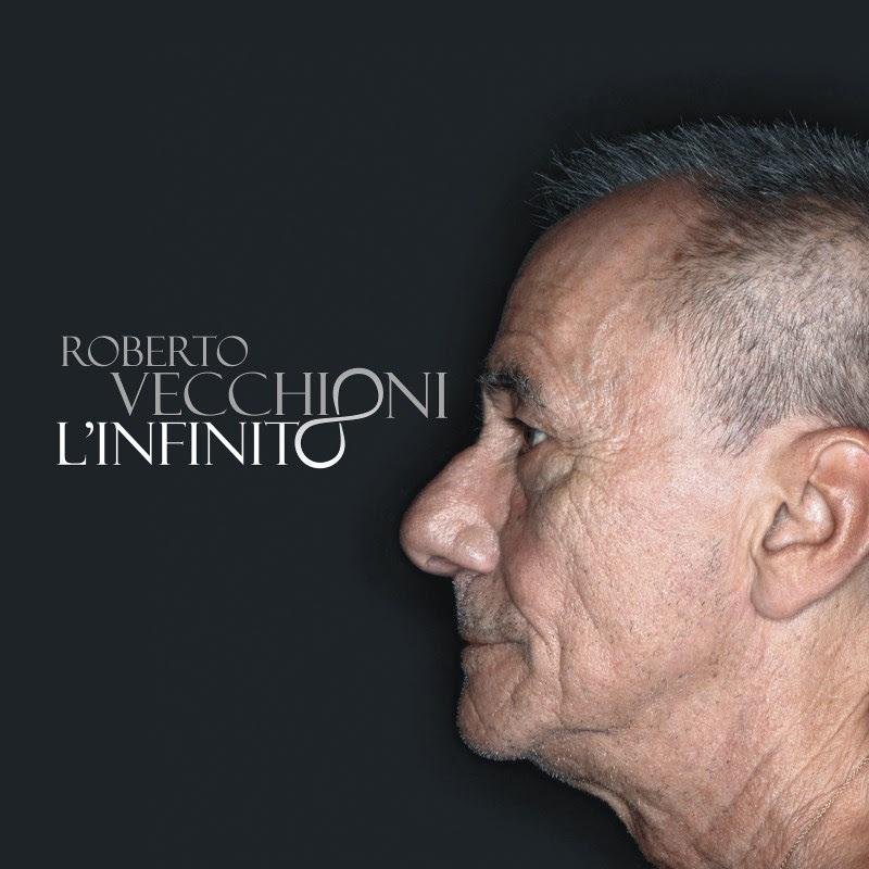 La cover de L'Infinito di Roberto Vecchioni