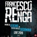 Francesco Renga, nel suo 2019 un nuovo disco e due concerti speciali