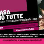 #LaCasaSiamoTutte: Serata a Sostegno della Casa Internazionale delle Donne il 26 gennaio a Roma
