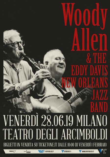 Woody Allen agli Arcimboldi
