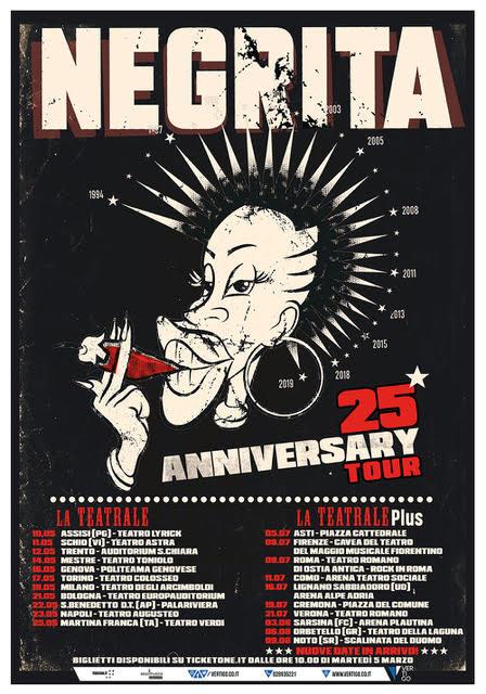 Negrita in Tour