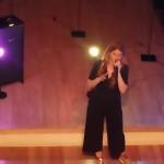 Chiara Galiazzo emoziona col tour più piccolo del mondo