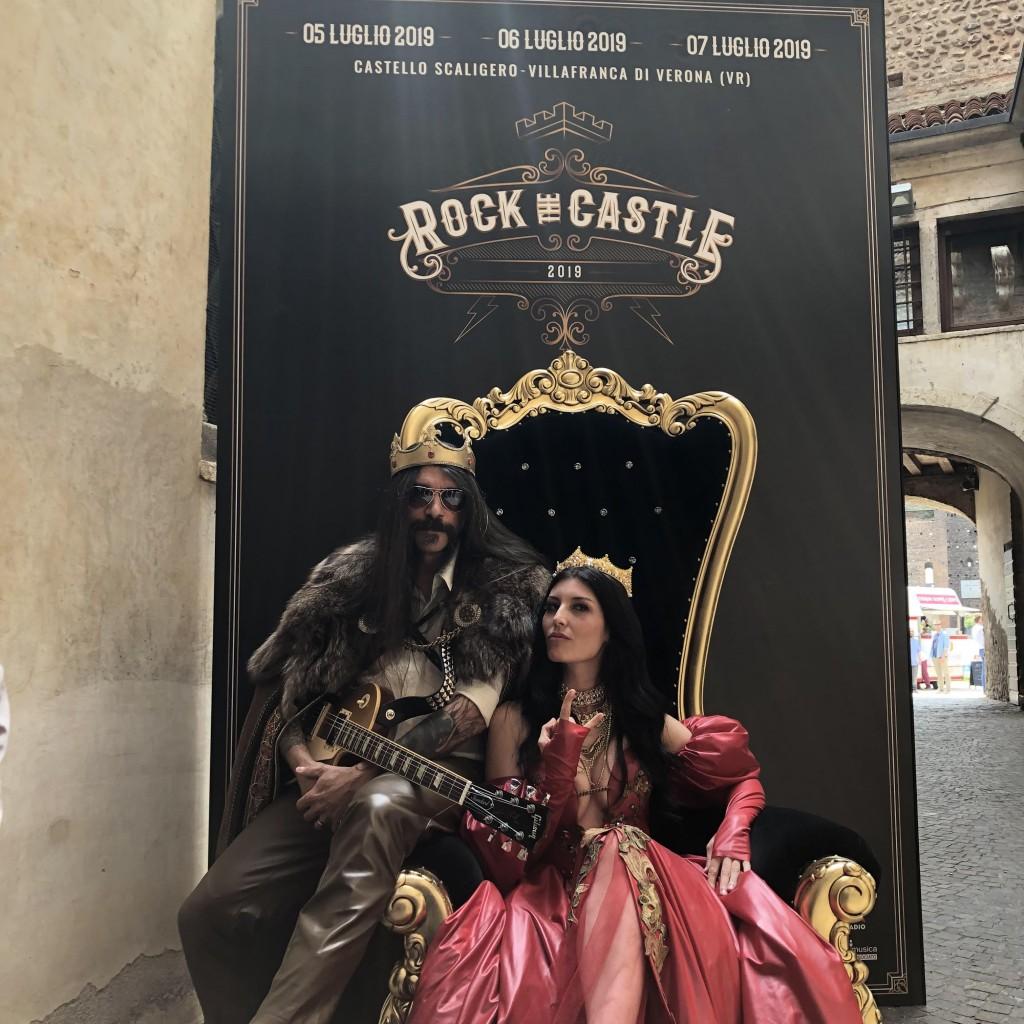 Rock in the Castle