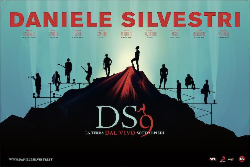 Il tour senza palco di Daniele Silvestri
