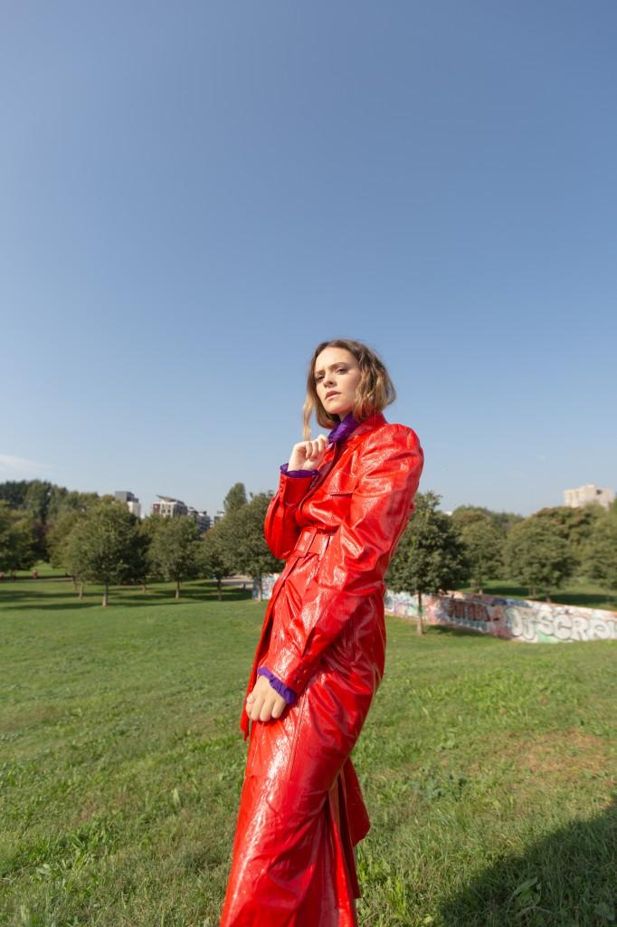 Francesca Michielin fotografata da Graziano Moro